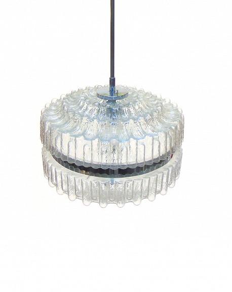 Lámpara Escandinava Cristal