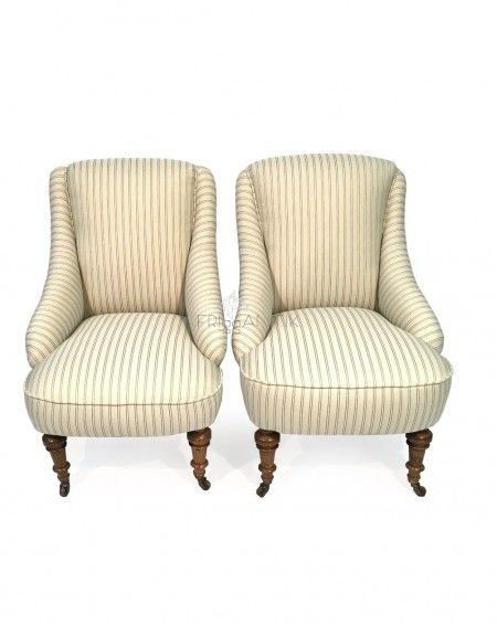 Lounge Chairs, set of 2, Sweden 1940
