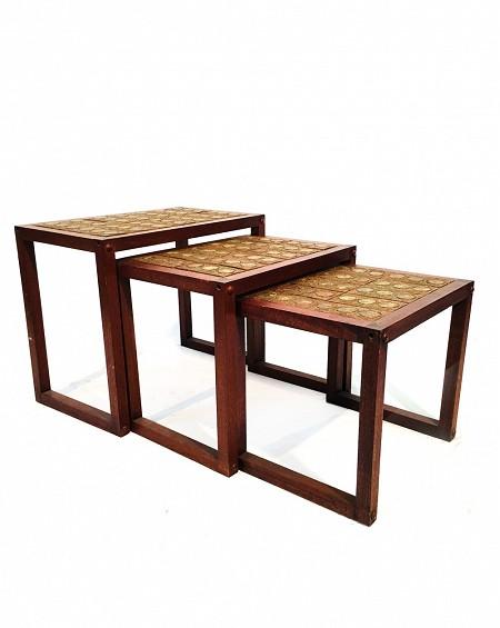 Conjunto mesas nido Escandinavas