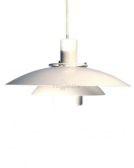 Lámpara Blanca Nórdica XL
