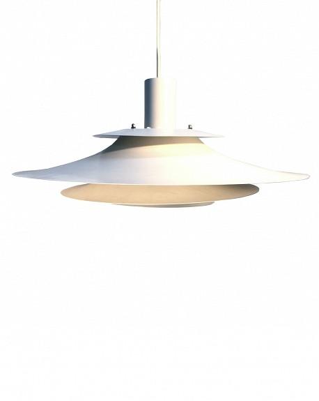 Lámpara Blanca Nórdica Grande