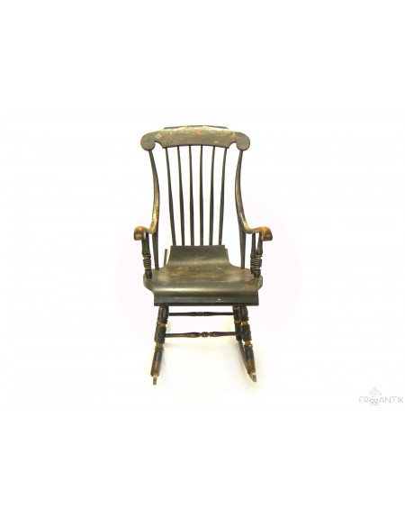 Swedish rockingchair, 19th Century