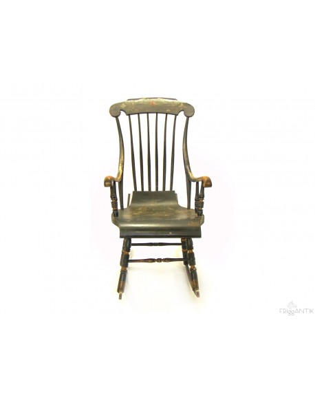 Swedish rockingchair, 19th Century