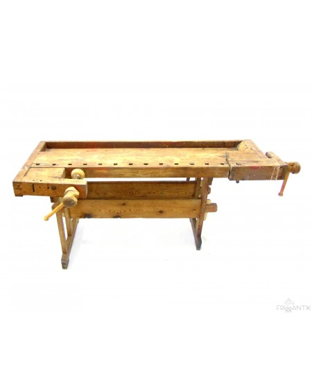 Wooden Working Bench