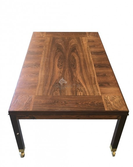 Rosewood Coffe Table, Denmark, 1960s
