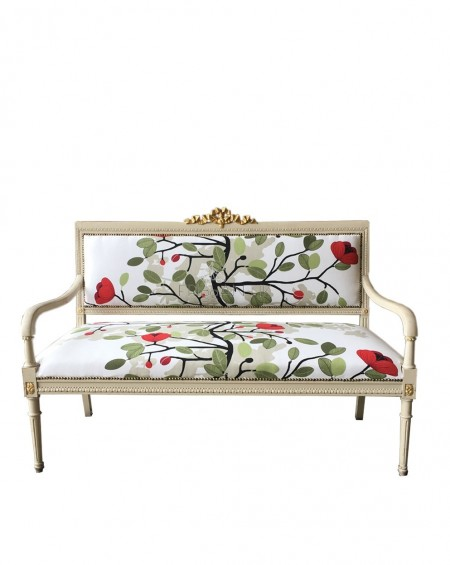 Neoclassic Sofa, 1940s, Sweden