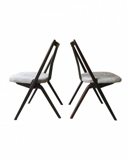 Conjunto cuatro sillas Nórdicas