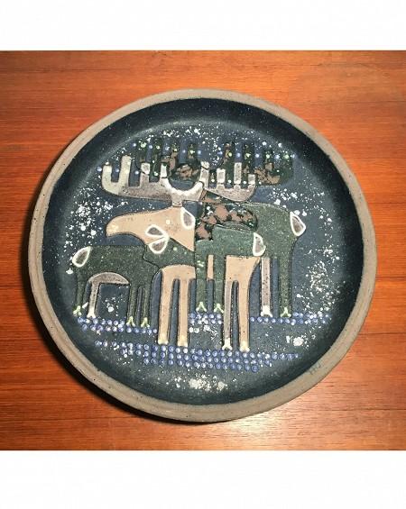 Plato Ceramica THO
