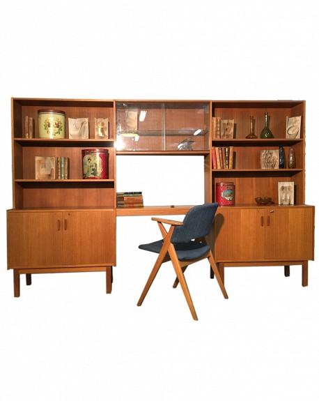 Libreria modular Nórdica