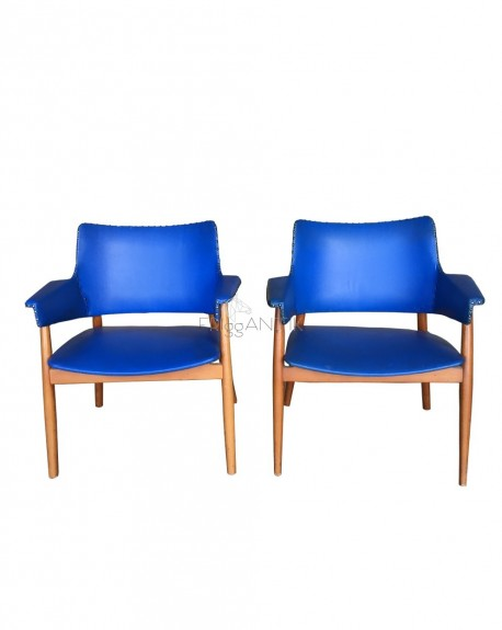 Pareja de sillónes Nórdicos