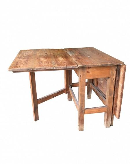 Mesa de Alas.