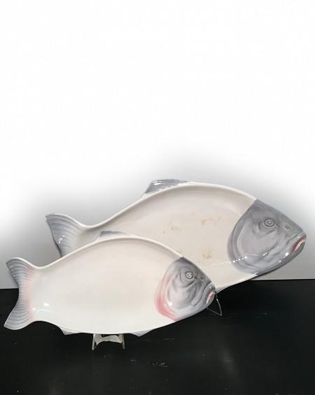 Fish Platter, 1910s, Göteborg