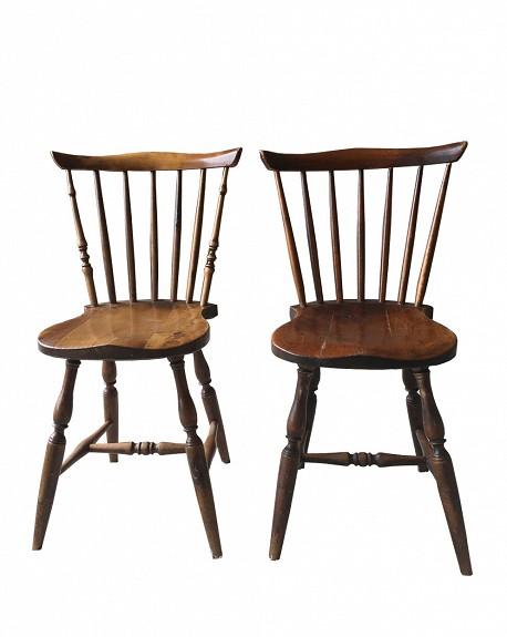 Dos sillas Barillas Nórdicas