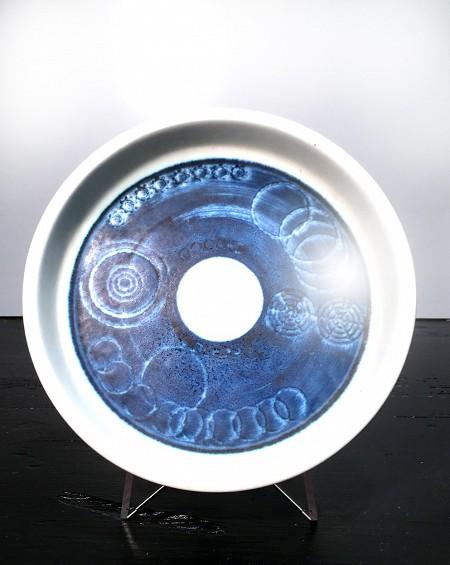 Plato ceramica Nórdico