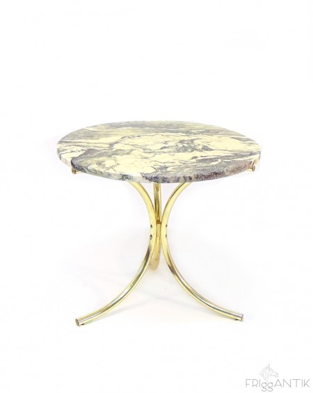Side Table in Marble