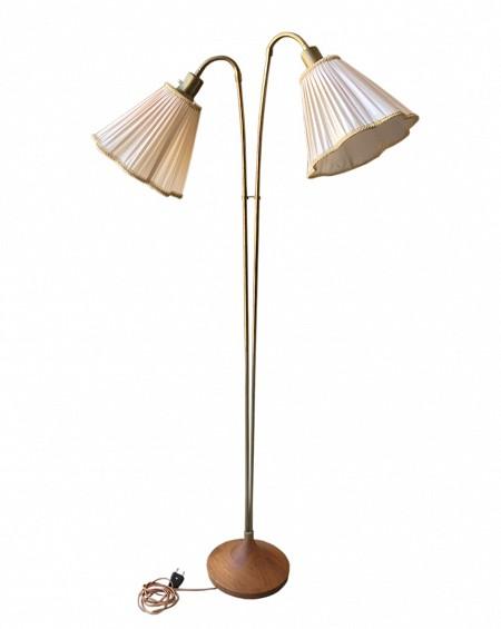 Nordic Floor Lamp, Sweden, 1950s