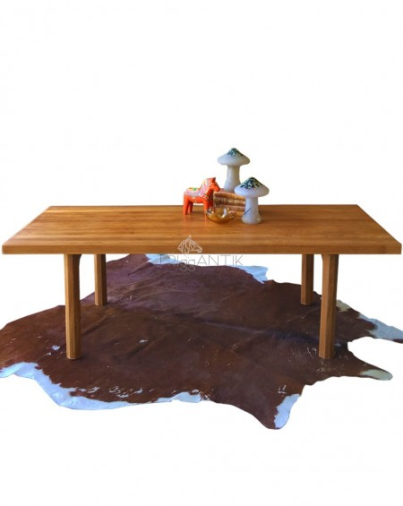 Teak Coffee Table in Massive Teak