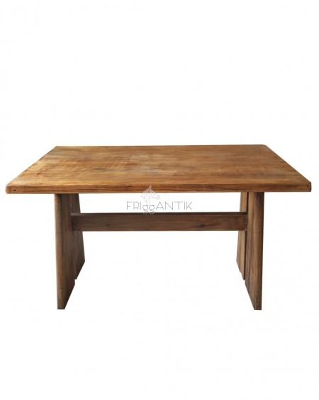 Nordic Dining Table, Oak, Sweden