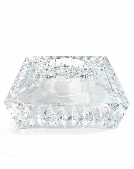 Glass Ashtray, Sven Palmqvist, Orrefors, Sweden