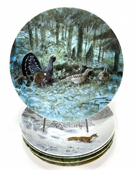 Colección escenas de la Naturaleza.