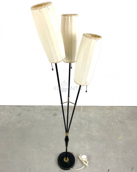 Nordic Floor Lamp, Sweden, 1950s