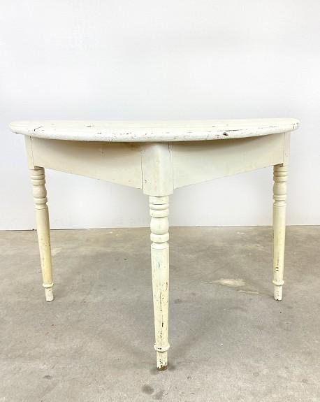 Natural Wood Table, 1830s, Sweden