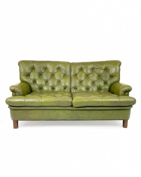 Sofa cuero Arne Norell